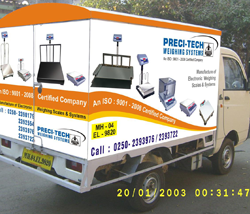 Weighing Scale Mobile Repair Service